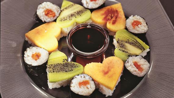 Как сделать суши в домашних условиях пошаговые инструкции