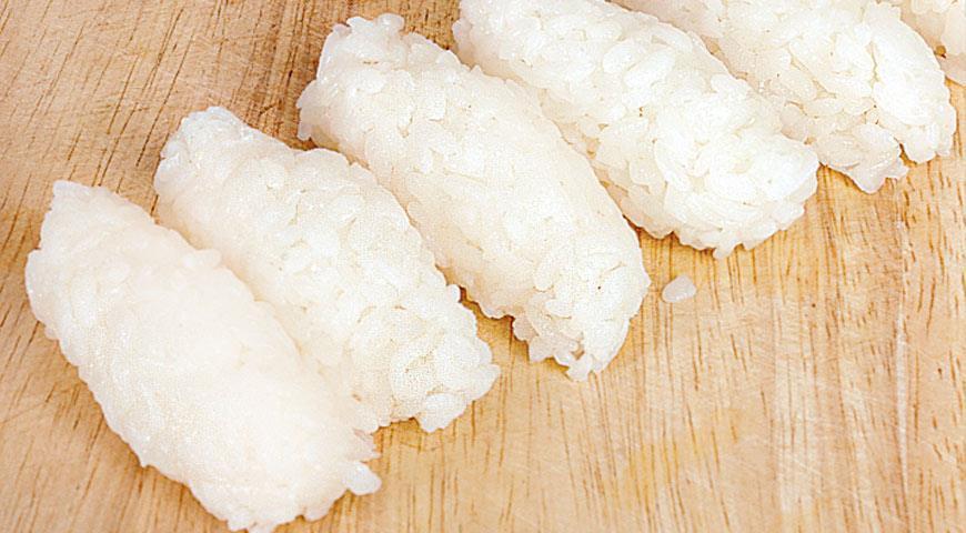 Рецепт Рис для суши (сумеши)