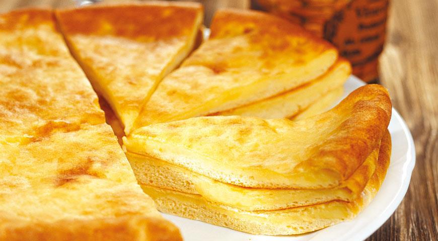 Пирог с картошкой и сыром в духовке рецепт пошагово 47