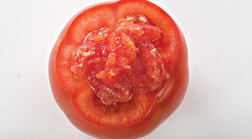 Рецепт Томатный соус с хреном (к горячим и холодным закускам и блюдам)