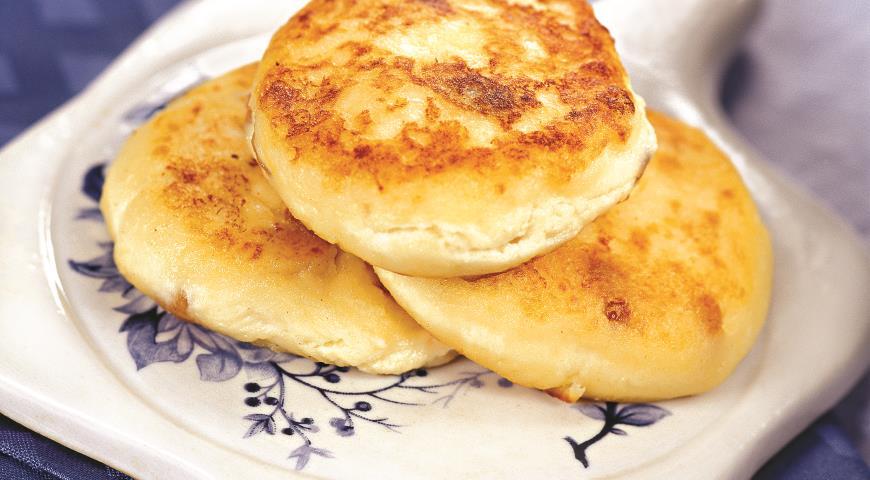 толстенькие сырники рецепт