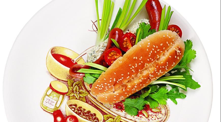Рецепт Хрустящий хот-дог, как его готовят в Новом Орлеане