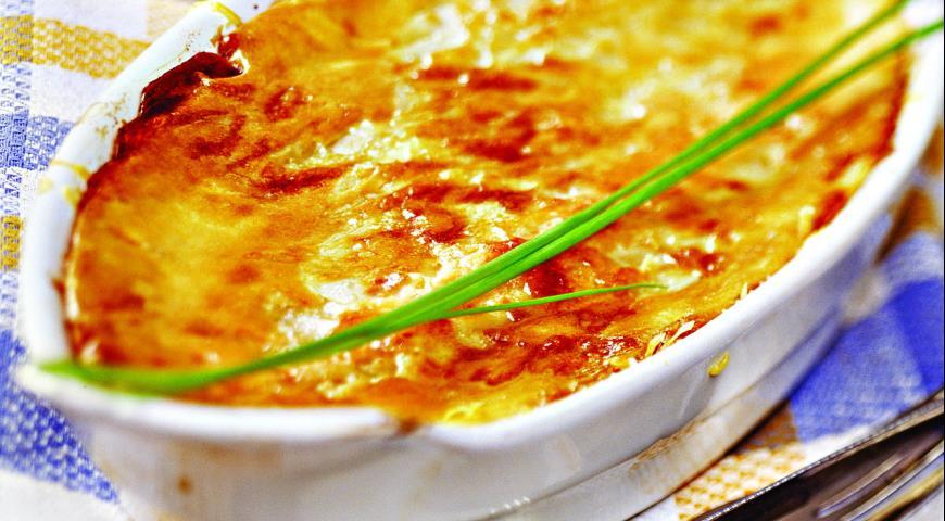 Рецепт Картофельный гратен дофинуа