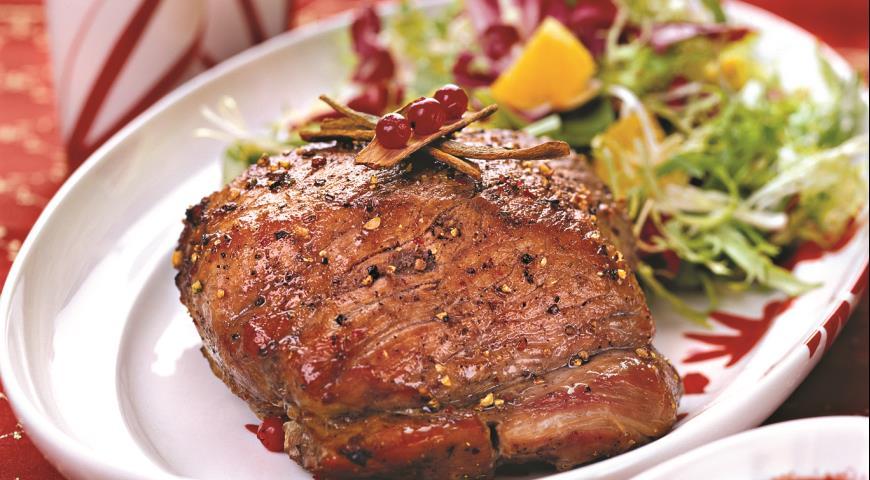 Рецепт: Шашлык в рукаве (из свинины) на m 64