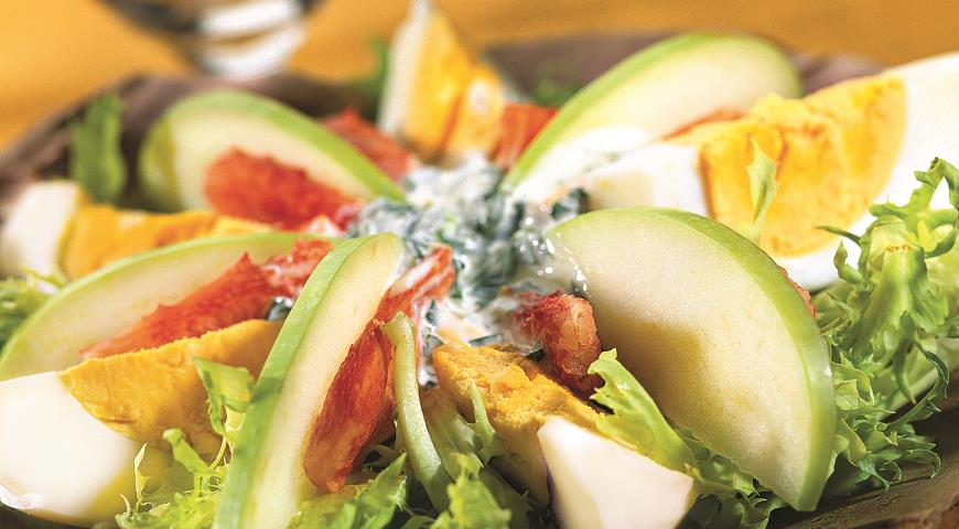 Рецепт Крабовый салат