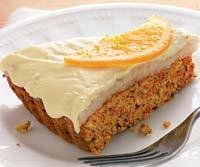 Рецепт Морковный пирог с фундуком