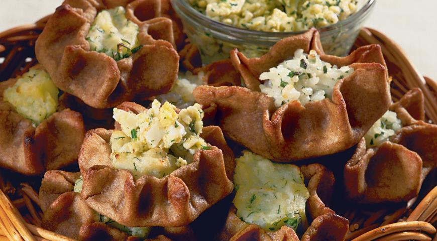 карельские пирожки из ржаной муки рецепты