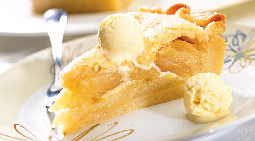 Рецепт Классический яблочный пай