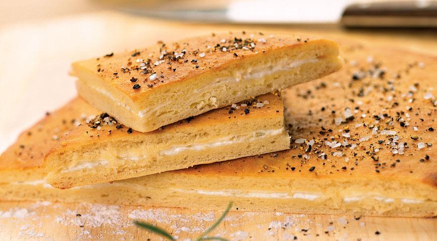 Рецепт Фокачча с сыром