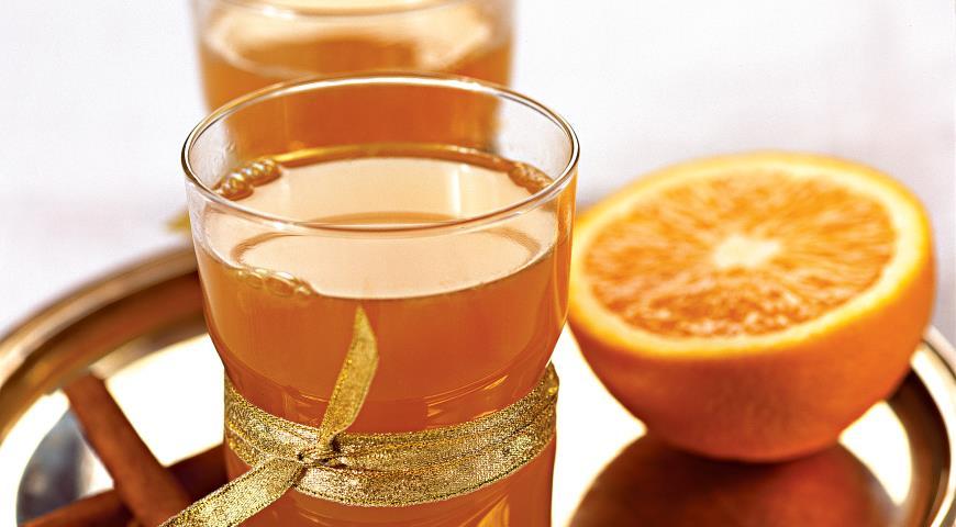 Рецепт Апельсиновый чай