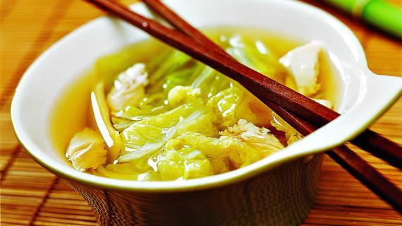 куриный суп с лапшой по-китайски рецепт