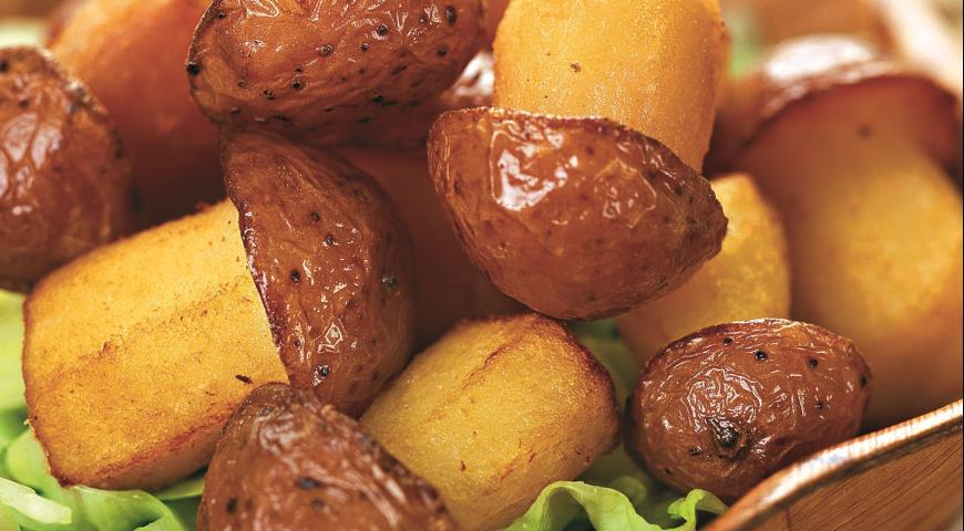 """Рецепт """"Грибы"""" из картофеля"""