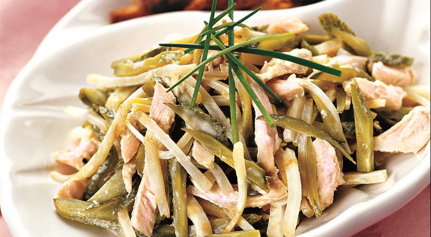 Рецепт Куриный салат с сельдереем