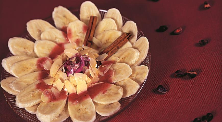Рецепт Банана сплит