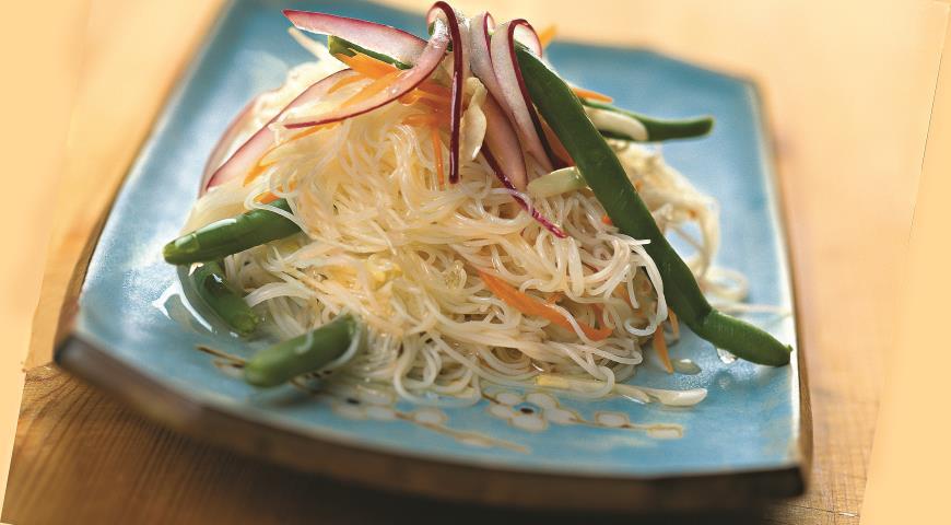 рецепты приготовления китайской лапши