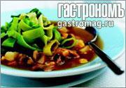 Рецепт Суп с грибами и зеленью