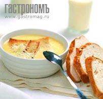 Рецепт Альпийский молочный суп