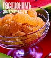 Рецепт Цукаты из арбузных корок