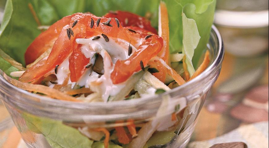 Рецепт Летний салат