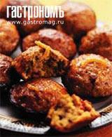 Рецепт Клюквенно-тыквенные маффины