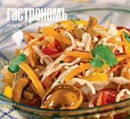 Рецепт Радужный салат