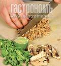 Жареный минтай в орехово-грибной панировке. Шаг 1