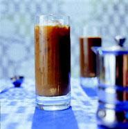 Рецепт Ледяной взбитый кофе