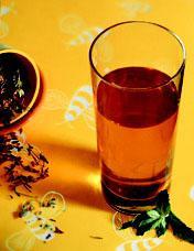 Рецепт Чайный бальзам от головной боли