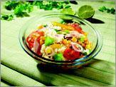 Рецепт Куриный салат с кускусом