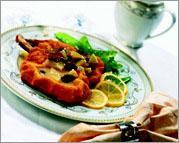 Рецепт Телячьи котлеты в бульонном соусе