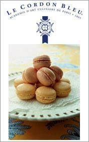 Рецепт Macarons (миндальное печенье)