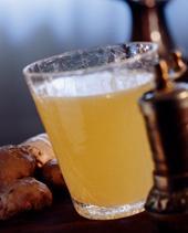 Рецепт Имбирный чай
