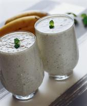 Рецепт Напиток из йогурта или кефира