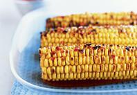 "Рецепт ""Липкие"" кукурузные початки"