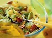 Рецепт Летний картофельный салат