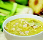 Рецепт Сенегальский суп