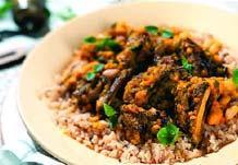 Рецепт Бараньи ребрышки по-ирански