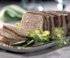 Рецепт Куриный паштет с креветками