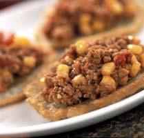Рецепт Картофельные лепешки по-мексикански