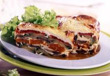 Рецепт Запеканка из тыквы и сыра с плесенью