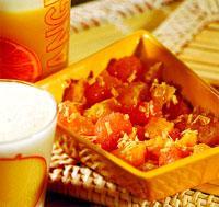 Рецепт Тайский цитрусовый салат