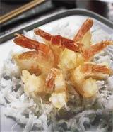 Рецепт Тэмпура с креветками