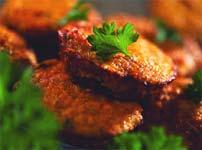 Рецепт Морковное суфле