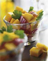 Рецепт Салат из манго