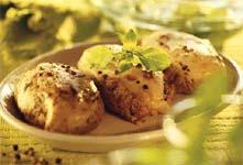Рецепт Куриные грудки на грибном ложе