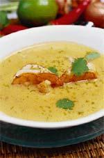 Рецепт Тайский суп