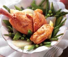 Рецепт Запеченный цыпленок