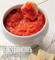 Рецепт Томатное фондю от Хестона Блюменталя
