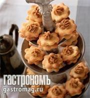 Рецепт Кофейные птифуры