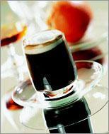Рецепт Кофе по-турецки с апельсиновым ароматом